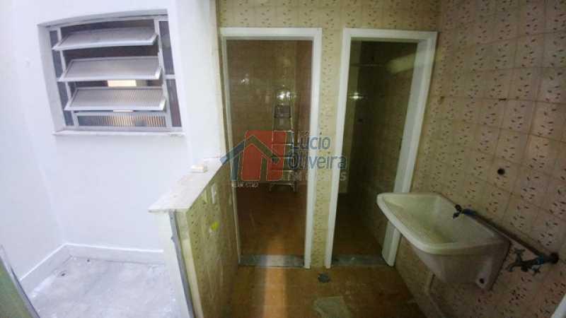 12- Area Serviço - Apartamento À Venda - Braz de Pina - Rio de Janeiro - RJ - VPAP10111 - 10