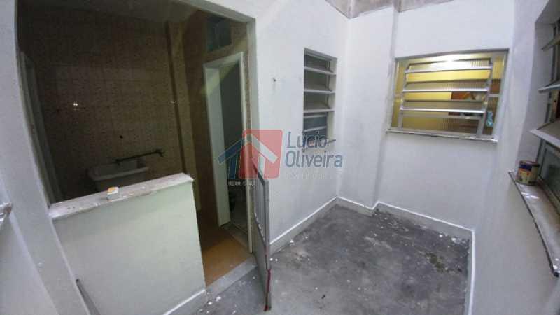 16- Fundos - Apartamento À Venda - Braz de Pina - Rio de Janeiro - RJ - VPAP10111 - 12