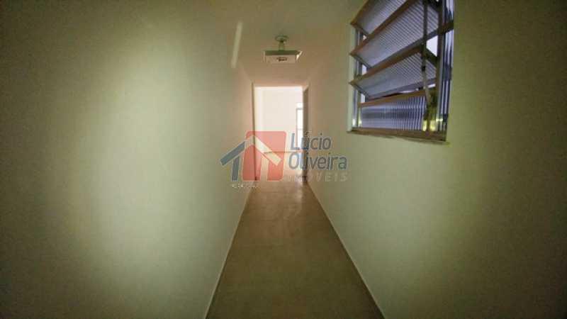 21- Circulação - Apartamento À Venda - Braz de Pina - Rio de Janeiro - RJ - VPAP10111 - 17