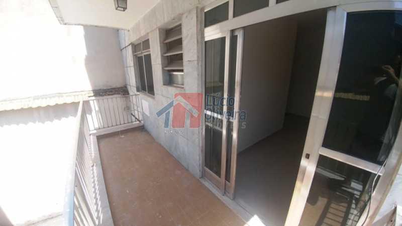 Vista Fundos - Apartamento À Venda - Braz de Pina - Rio de Janeiro - RJ - VPAP10111 - 20