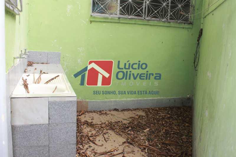1 área externa 1 - Casa Para Alugar - Vila da Penha - Rio de Janeiro - RJ - VPCA20191 - 25