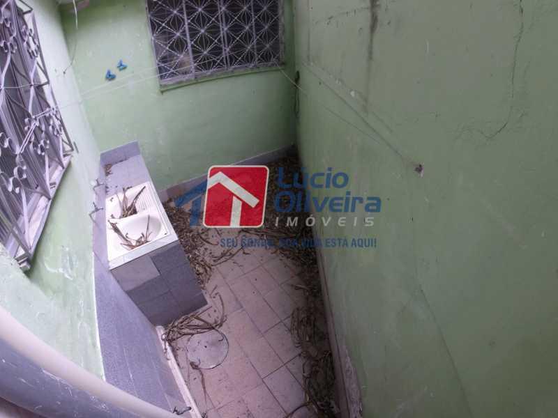 1 área externa 2 - Casa Para Alugar - Vila da Penha - Rio de Janeiro - RJ - VPCA20191 - 26