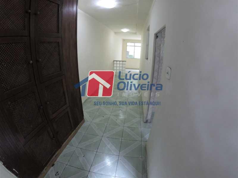 1 circulação 1 - Casa Rua Doutor Egídio de Almeida,Vila da Penha,Rio de Janeiro,RJ Para Alugar,2 Quartos,60m² - VPCA20191 - 7