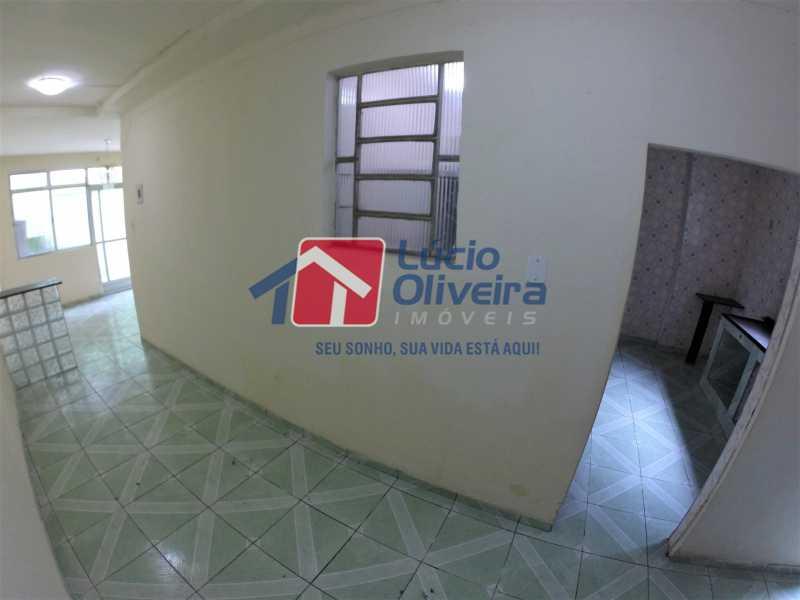 1 circulação 2 - Casa Rua Doutor Egídio de Almeida,Vila da Penha,Rio de Janeiro,RJ Para Alugar,2 Quartos,60m² - VPCA20191 - 8