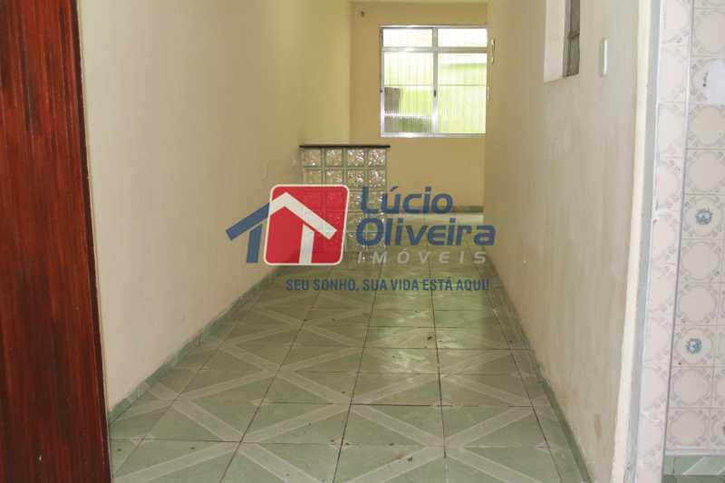 1 circulação 3 - Casa Para Alugar - Vila da Penha - Rio de Janeiro - RJ - VPCA20191 - 9