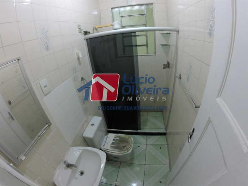 1 banheiro 1 - Casa Para Alugar - Vila da Penha - Rio de Janeiro - RJ - VPCA20191 - 14