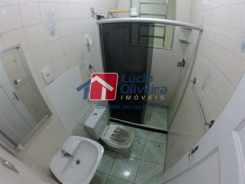 1 banheiro 2 - Casa Rua Doutor Egídio de Almeida,Vila da Penha,Rio de Janeiro,RJ Para Alugar,2 Quartos,60m² - VPCA20191 - 15