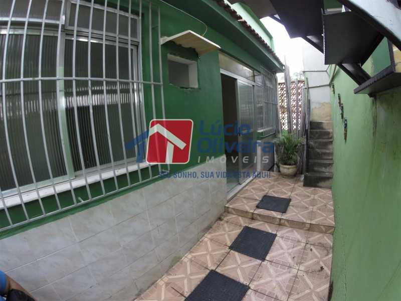 1 entrada - Casa Para Alugar - Vila da Penha - Rio de Janeiro - RJ - VPCA20191 - 1