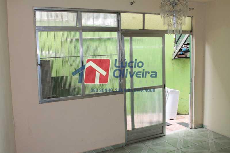1 sala 1 - Casa Para Alugar - Vila da Penha - Rio de Janeiro - RJ - VPCA20191 - 3