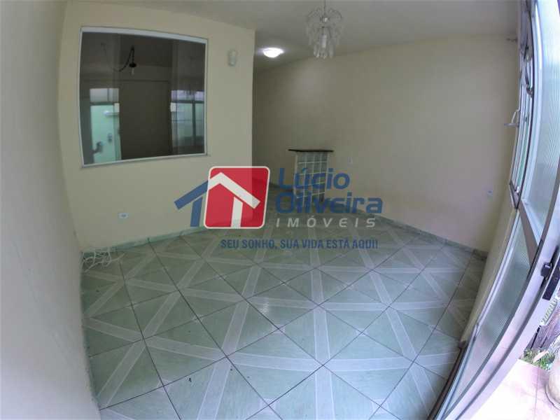 1 sala 2 - Casa Para Alugar - Vila da Penha - Rio de Janeiro - RJ - VPCA20191 - 4
