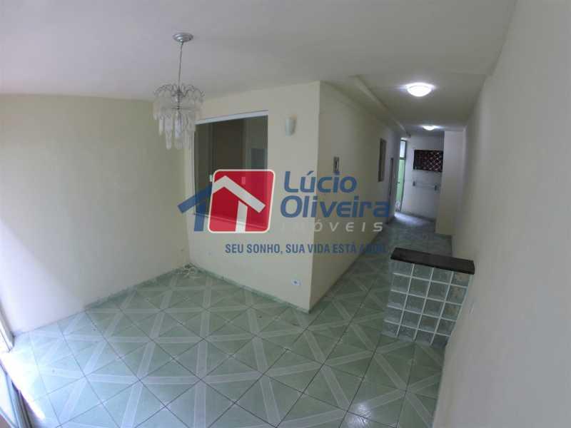1 sala 3 - Casa Rua Doutor Egídio de Almeida,Vila da Penha,Rio de Janeiro,RJ Para Alugar,2 Quartos,60m² - VPCA20191 - 5