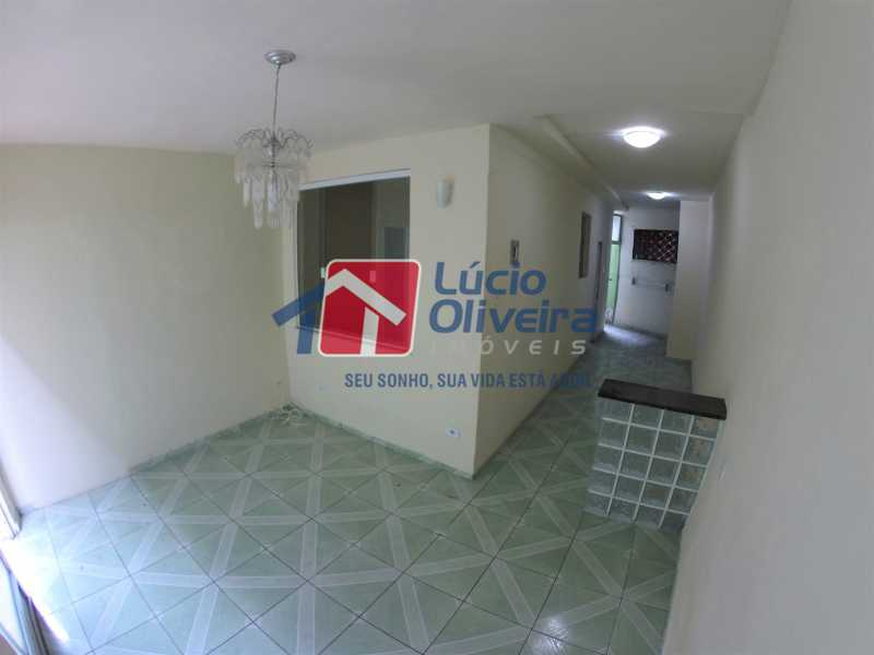 1 sala 3 - Casa Para Alugar - Vila da Penha - Rio de Janeiro - RJ - VPCA20191 - 5