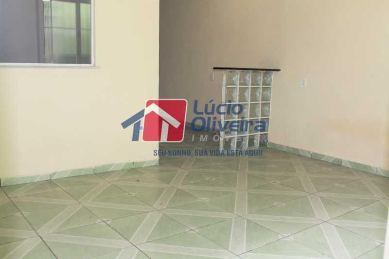1 sala 4 - Casa Para Alugar - Vila da Penha - Rio de Janeiro - RJ - VPCA20191 - 6
