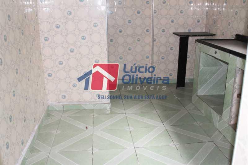 1cozinha 1 - Casa Para Alugar - Vila da Penha - Rio de Janeiro - RJ - VPCA20191 - 13