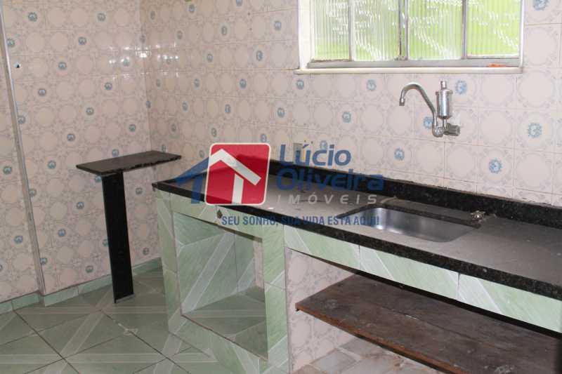 1cozinha 4 - Casa Para Alugar - Vila da Penha - Rio de Janeiro - RJ - VPCA20191 - 12