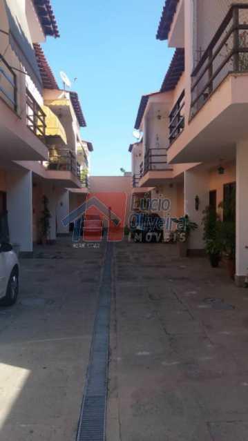 1-Entrada. - Casa em Condomínio à venda Rua Santo Apiano,Irajá, Rio de Janeiro - R$ 305.000 - VPCN20016 - 1