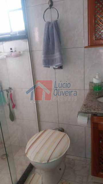 12-Banheiro. - Casa em Condomínio à venda Rua Santo Apiano,Irajá, Rio de Janeiro - R$ 305.000 - VPCN20016 - 13