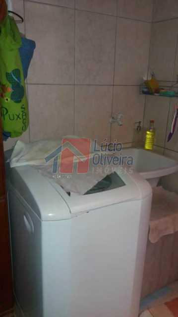 14-Área de serv.. - Casa em Condomínio à venda Rua Santo Apiano,Irajá, Rio de Janeiro - R$ 305.000 - VPCN20016 - 15