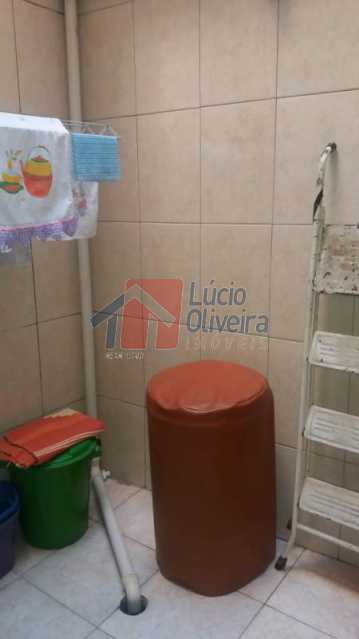15-Área de serv.. - Casa em Condomínio à venda Rua Santo Apiano,Irajá, Rio de Janeiro - R$ 305.000 - VPCN20016 - 16