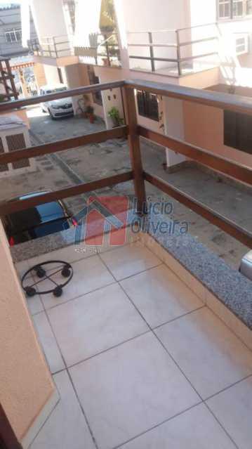 17-Varanda. - Casa em Condomínio à venda Rua Santo Apiano,Irajá, Rio de Janeiro - R$ 305.000 - VPCN20016 - 18