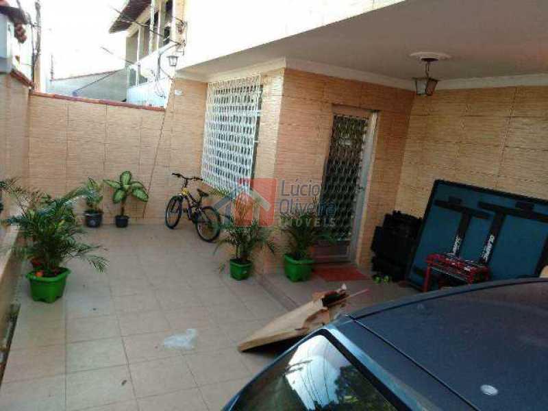 2-Entrada 2 - Casa À Venda - Jardim América - Rio de Janeiro - RJ - VPCA40038 - 1
