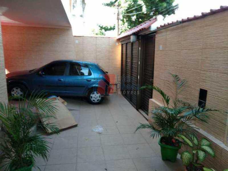 4-Entrada - Casa À Venda - Jardim América - Rio de Janeiro - RJ - VPCA40038 - 4