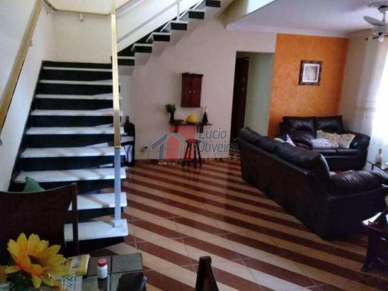 7-Sala 3 - Casa À Venda - Jardim América - Rio de Janeiro - RJ - VPCA40038 - 8