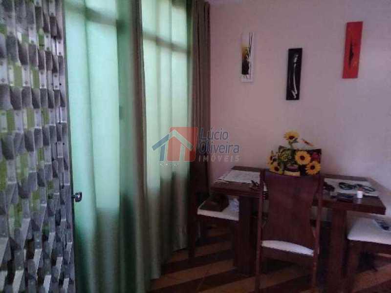 8-Sala outro ambiente - Casa À Venda - Jardim América - Rio de Janeiro - RJ - VPCA40038 - 9