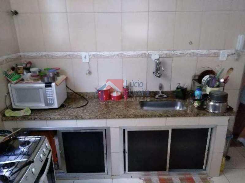 13-Cozinha 2 - Casa À Venda - Jardim América - Rio de Janeiro - RJ - VPCA40038 - 14