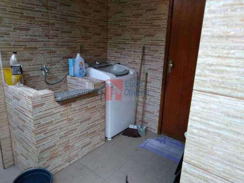 16-área  de serviço - Casa À Venda - Jardim América - Rio de Janeiro - RJ - VPCA40038 - 18