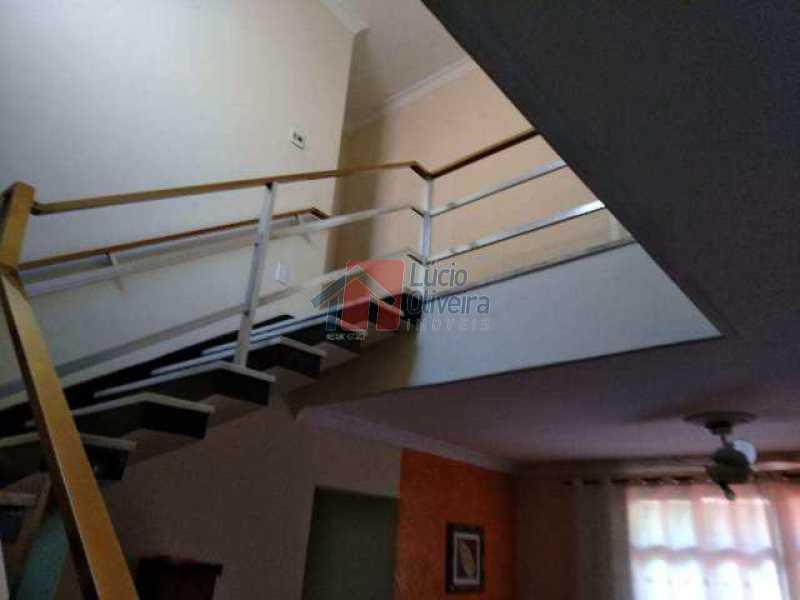 17-Acesso ao segundo piso - Casa À Venda - Jardim América - Rio de Janeiro - RJ - VPCA40038 - 19