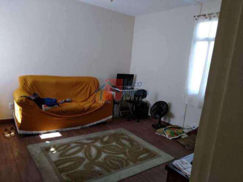 20-Quarto  usada como sala - Casa À Venda - Jardim América - Rio de Janeiro - RJ - VPCA40038 - 22