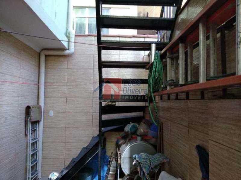 Acesso ao terraço - Casa À Venda - Jardim América - Rio de Janeiro - RJ - VPCA40038 - 27