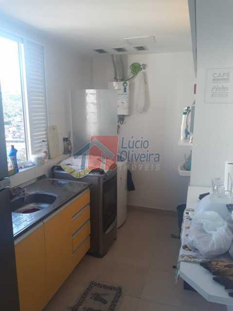 18-Cozinha. - Lindo e aconchegante Apartamento, 2qtos. - VPAP20994 - 19