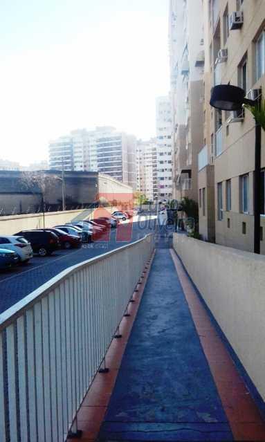 22- ESTACIONAMENTO - Lindo e aconchegante Apartamento, 2qtos. - VPAP20994 - 24
