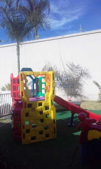 23- ÁREA DE LAZER - Lindo e aconchegante Apartamento, 2qtos. - VPAP20994 - 25