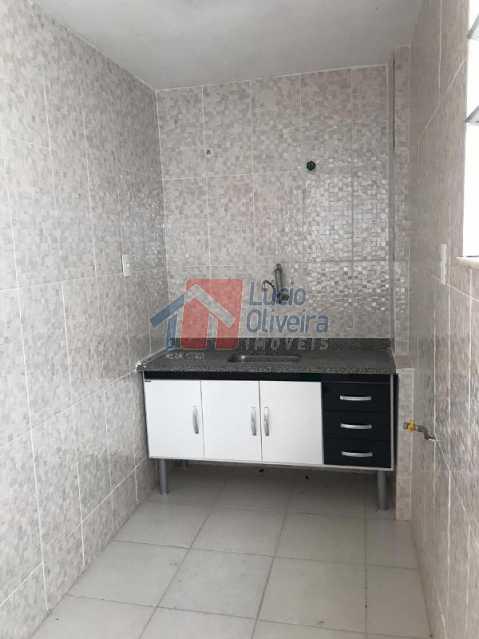 2-Cozinha. - Apartamento À Venda - Praça Seca - Rio de Janeiro - RJ - VPAP10113 - 3