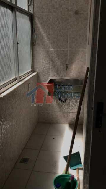 11- Area Serviço. - Apartamento À Venda - Praça Seca - Rio de Janeiro - RJ - VPAP10113 - 12