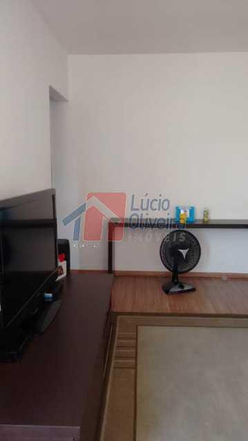 2- Sala. - Excelente Apartamento, largo do Bicão, 2 quartos. - VPAP20995 - 3