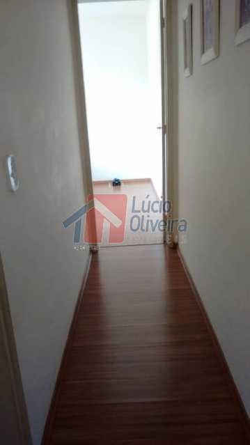 4-Circulação. - Excelente Apartamento, largo do Bicão, 2 quartos. - VPAP20995 - 6