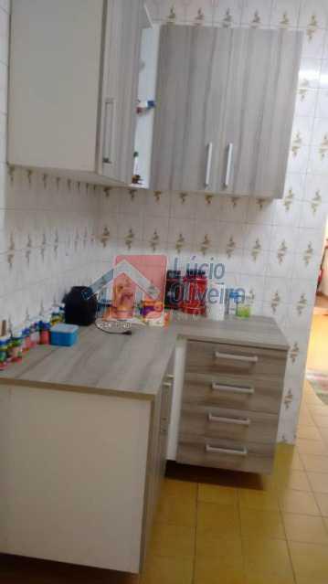 13-Cozinha. - Excelente Apartamento, largo do Bicão, 2 quartos. - VPAP20995 - 15