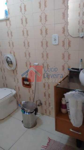 15-Banheiro Social. - Excelente Apartamento, largo do Bicão, 2 quartos. - VPAP20995 - 17