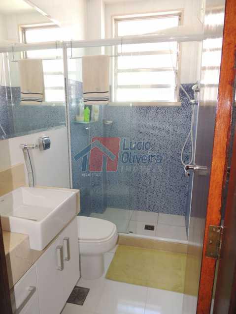 6-Banheiro Social. - Apartamento, todo reformado e decorado, 2qtos. - VPAP20996 - 7