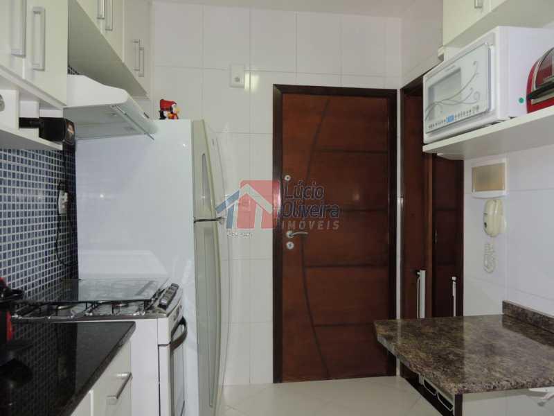 11-Cozinha. - Apartamento, todo reformado e decorado, 2qtos. - VPAP20996 - 13