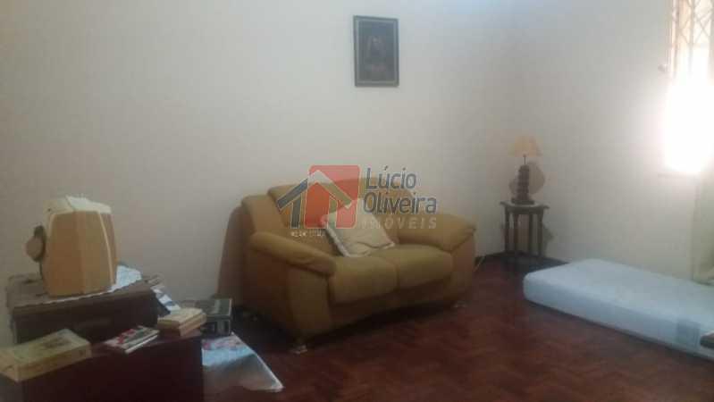 4-Sala. - Apartamento À Venda - Vila da Penha - Rio de Janeiro - RJ - VPAP20998 - 1