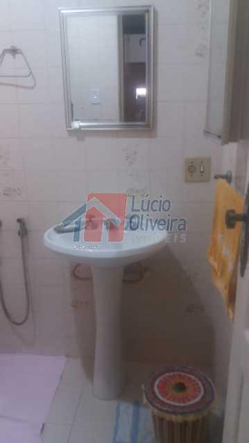 12-Banheiro. - Apartamento À Venda - Vila da Penha - Rio de Janeiro - RJ - VPAP20998 - 10
