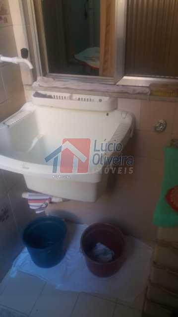 20-área de serviço. - Apartamento À Venda - Vila da Penha - Rio de Janeiro - RJ - VPAP20998 - 19