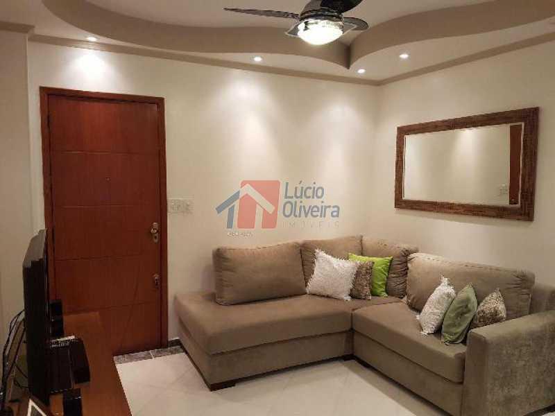 1- Sala. - Apartamento À Venda - Irajá - Rio de Janeiro - RJ - VPAP21003 - 1