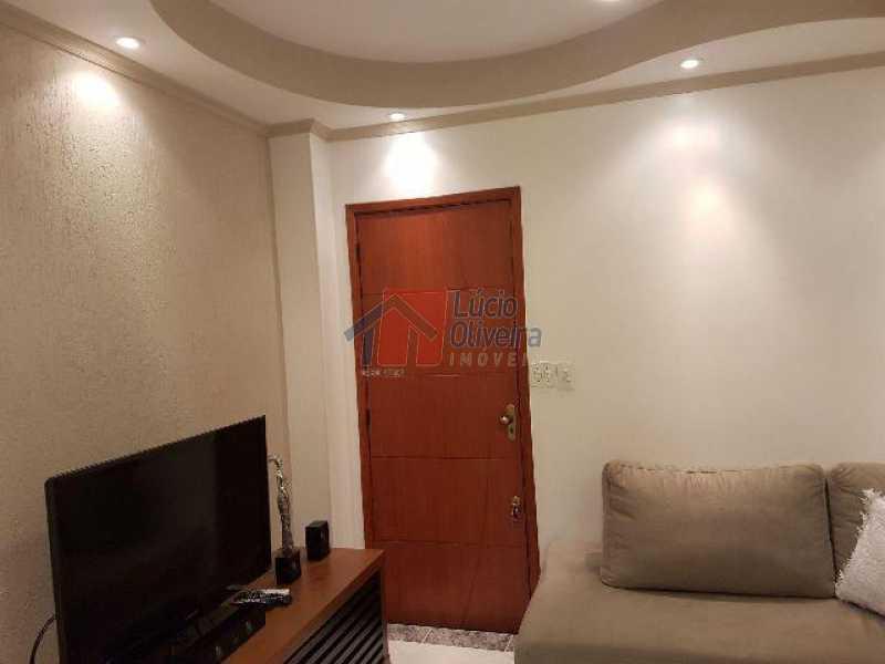 3-Sala. - Apartamento À Venda - Irajá - Rio de Janeiro - RJ - VPAP21003 - 4