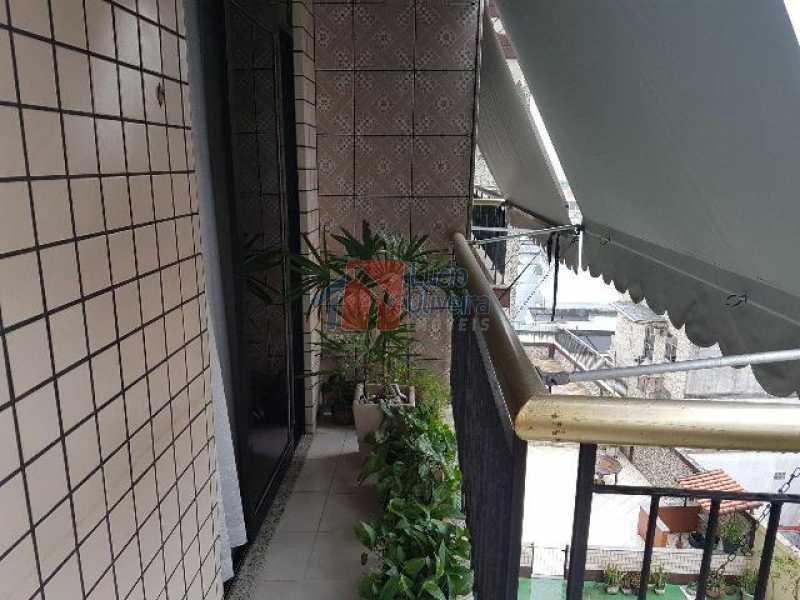 6-Varanda. - Apartamento Estrada da Água Grande,Irajá,Rio de Janeiro,RJ À Venda,2 Quartos,89m² - VPAP21003 - 7